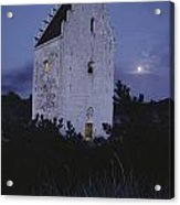 The Famed Sunken Church Is Featured Acrylic Print