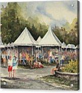 The Festival Acrylic Print