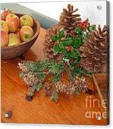 The Fragrance Of Christmas  Acrylic Print