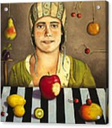 The Fruit Collector 2 Acrylic Print