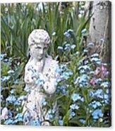 The Garden Of Eden Acrylic Print
