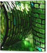 The Glass Is Always Greener... Acrylic Print