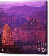 The Grand Canyon North Rim Acrylic Print