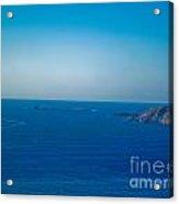 The Great Atlantic At Slieve League Acrylic Print