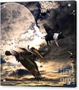 The Great Migration . Full Color Acrylic Print