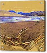 The Great Sand Dunes Acrylic Print