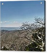 The Great Smoky Mountains Acrylic Print