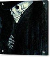 The Grim Reaper Acrylic Print