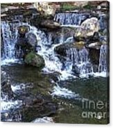 The Grotto Photograph Acrylic Print