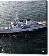 The Guided-missile Destroyer Uss Laboon Acrylic Print