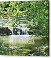 The Harpeth Brentwood Tennessee Acrylic Print