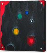 The Head Of The Grand Inquisitor  Acrylic Print