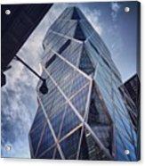 The Hearst Building Acrylic Print