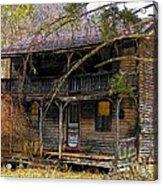 The Homestead Acrylic Print by Joyce Kimble Smith