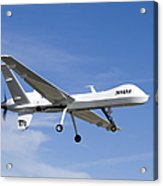 The Ikhana Unmanned Aircraft Acrylic Print