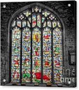 The Jesse Window  Acrylic Print