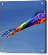 The Kaleidoscope Kite Acrylic Print by Rod Johnson