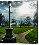 The Light Of A Winter's Day Acrylic Print