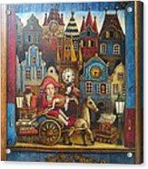 The Little Mozart Acrylic Print