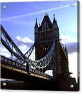 The London Tower Bridge Acrylic Print