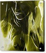The Look Of Medusa Acrylic Print