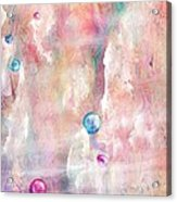 The Lost Marbles Acrylic Print