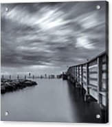 the magic of the Big Stopper Acrylic Print