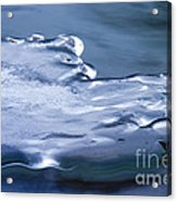 The March Of Winter Acrylic Print
