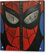 The Mask Acrylic Print