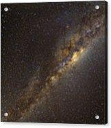 The Milky Way Acrylic Print