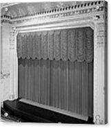 The Missouri Theater Building, View Acrylic Print
