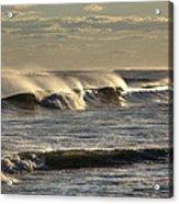 The Ocean Winds Acrylic Print