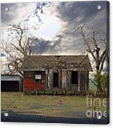 The Old Farm House In My Dreams Acrylic Print