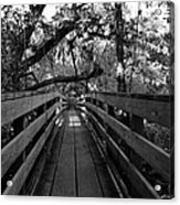 The Old Hillsborough Bridge Acrylic Print