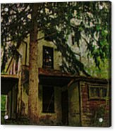 The Old House Where Nobody Lives Acrylic Print