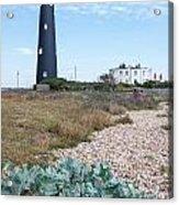 The Old Lighthouse Acrylic Print