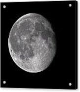 The Old Moon Acrylic Print