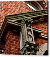 The Old North Church Acrylic Print