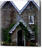 The Old Rectory At St. Juliot Acrylic Print