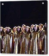 Verdi's Opera Aida Acrylic Print