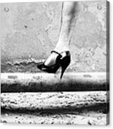 The Other Shoe 1 Acrylic Print