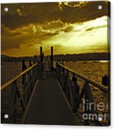 The Other Side Acrylic Print