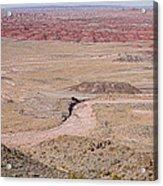 The Painted Desert  8042 Acrylic Print