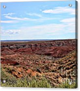The Painted Desert Acrylic Print
