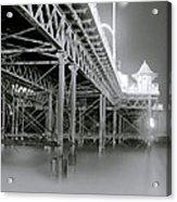 The Palace Pier Acrylic Print