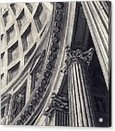 The Pantheon Acrylic Print