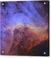 The Pelican Nebula Acrylic Print