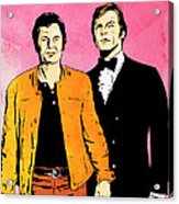 The Persuaders Acrylic Print