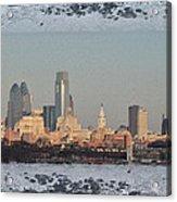 The Philadelphia Experiment Acrylic Print