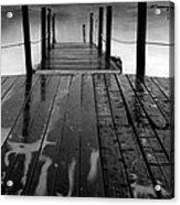 The Pier...protaras Acrylic Print
